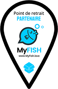 Points de retraits MyFish.love